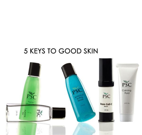 Via Forte skin care PSC
