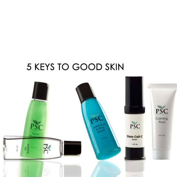 Via Forte skin care PSC