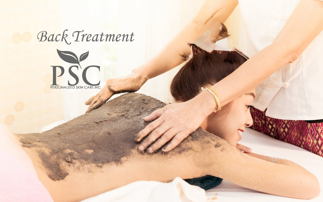 Back Treatment Promotion $20 off